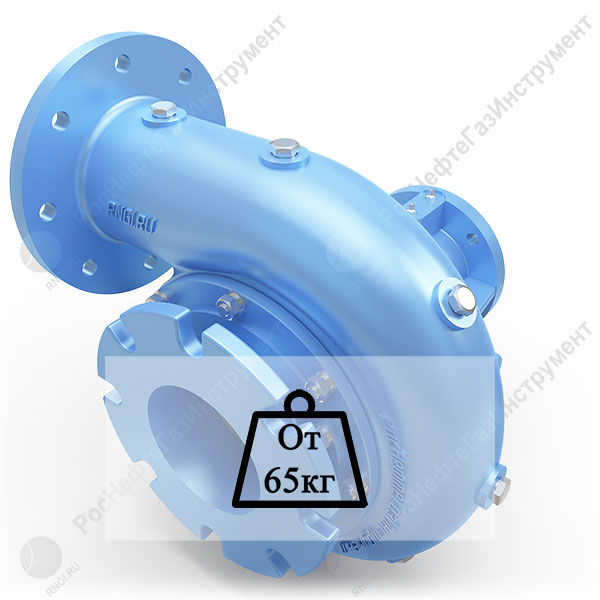 Benefits CENTRIFUGAL PUMP NC-R1 Light weight