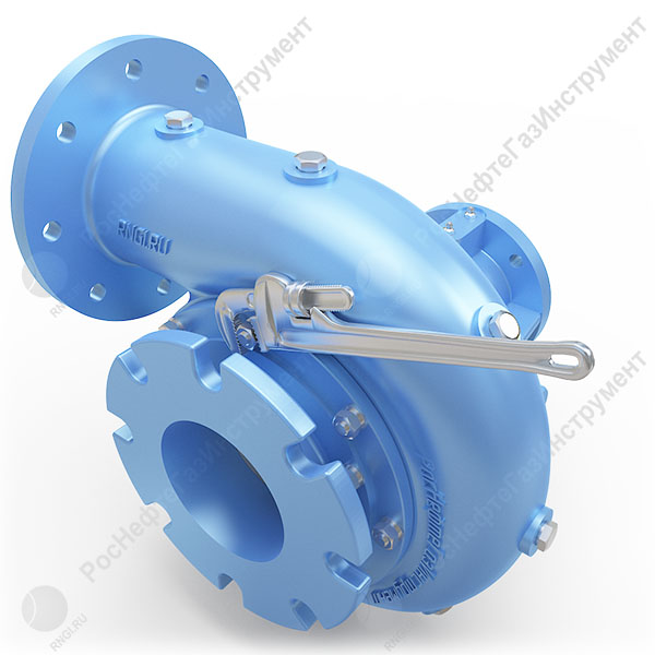 Benefits CENTRIFUGAL PUMP NC-R1 Ease of maintenance