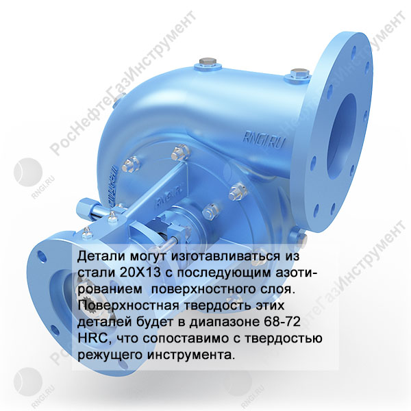 Benefits CENTRIFUGAL PUMP NC-R1 Extreme strength