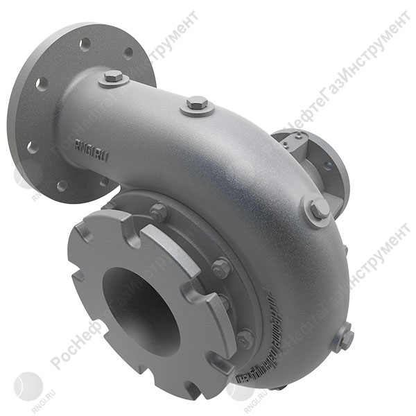 Benefits CENTRIFUGAL PUMP NC-R1 steel casting of all parts