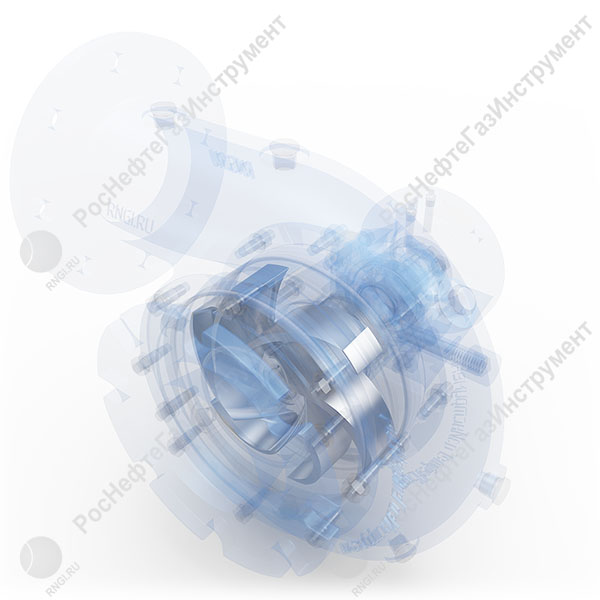 Benefits CENTRIFUGAL PUMP NC-R1 The impeller is made of steel 20H13L