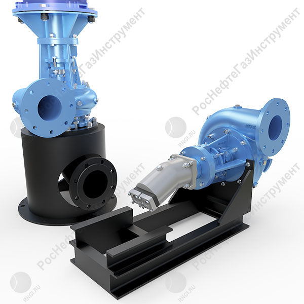 Benefits CENTRIFUGAL PUMP NC-R1 Horizontal or vertical arrangement